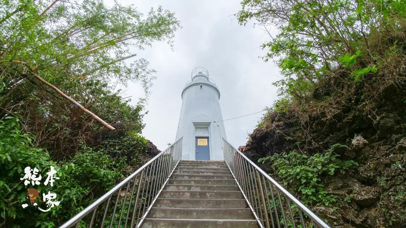 小琉球靈異傳說朝聖景點|白燈塔|琉球嶼燈塔