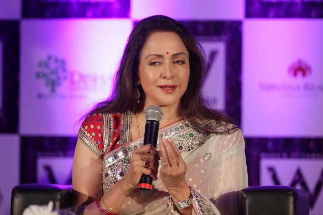 Hema Malini Launch Wollywood Integrated Township