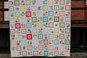 Sister S Quilts Wonderland Jelly Roll Quilt