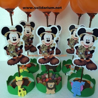 Mickey safari