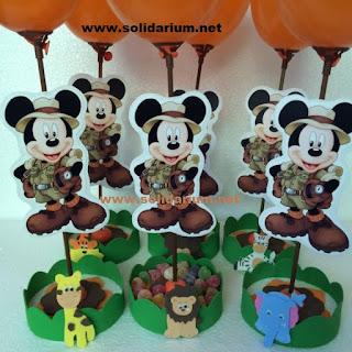 Mickey safari