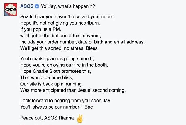 Se queja con letra de Eminem pero recibe una respuesta mejor