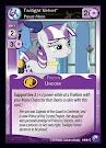 My Little Pony Twilight Velvet, Proud Mom Canterlot Nights CCG Card