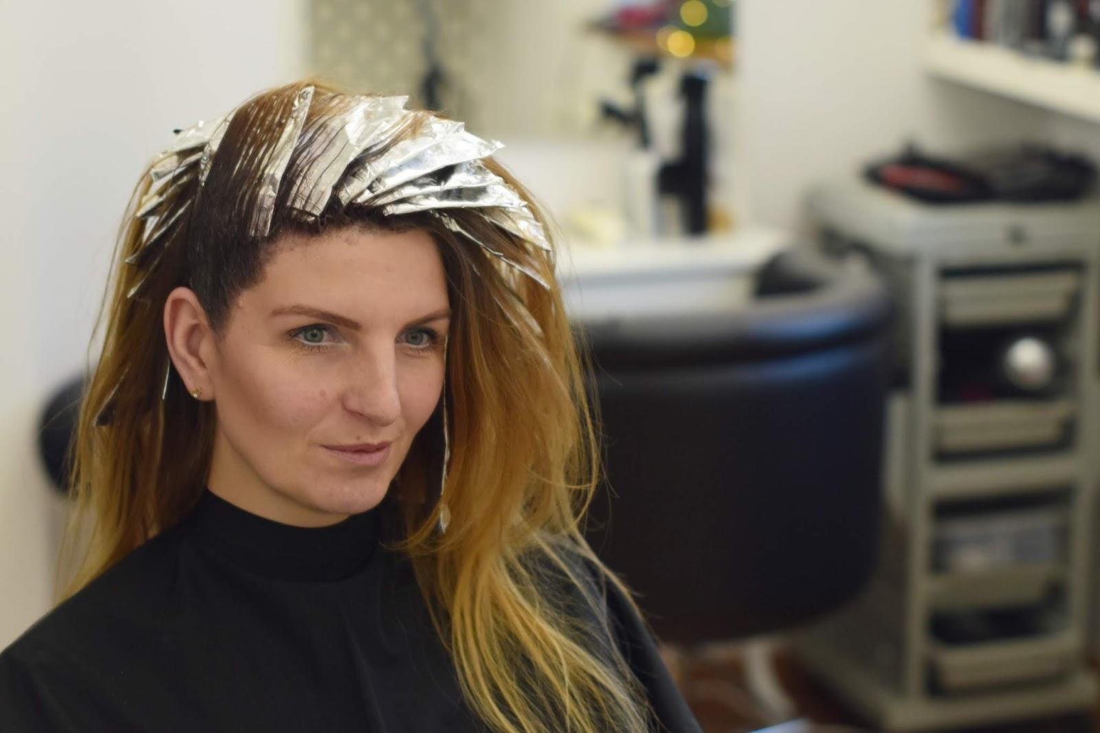 fryzura dla 40 latki