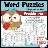 Word Puzzles Free Trial