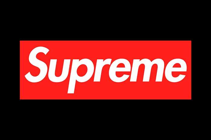 Logo da Supreme