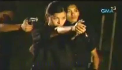 Angel Locsin Sure Knows How To Use A Gun! Watch This!
