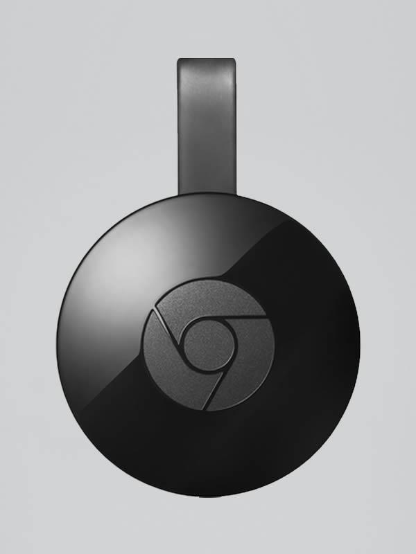 Google Chromecast Streaming Media Player