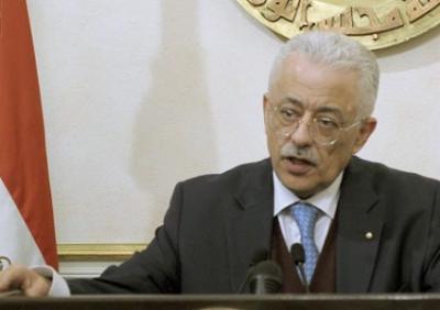 وزير التربيه التعليم يعلن إنهاء الدراسة فى الصفوف الأولى بعد 3 أسابيع من باقى المراحل