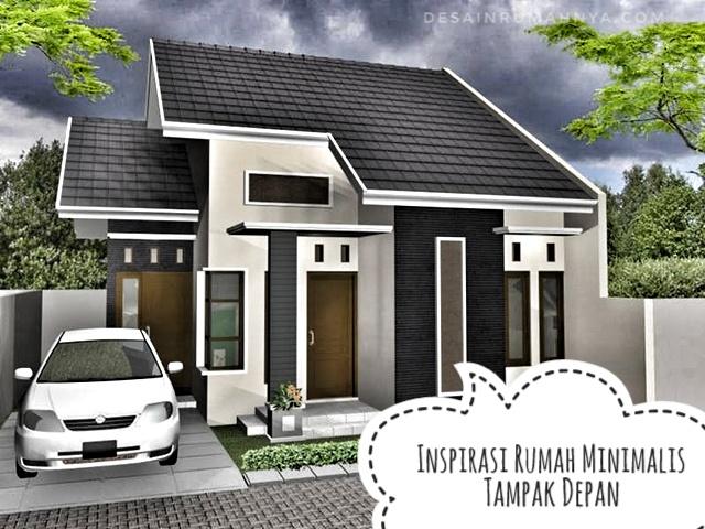 Nia Haryanto S Blog Inspirasi Rumah Minimalis Tampak Depan