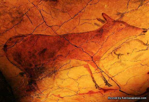 Altamira Cave Painting [7]