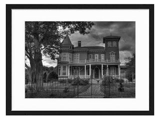 Stephen King Poster, Stephen King Merchandise, Stephen Kings House