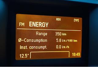 vectra c fuel economy