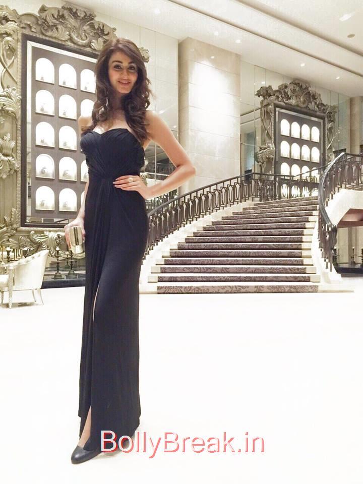 , Hot HD Images of Aditi Arya In DIfferent Glam Avatars