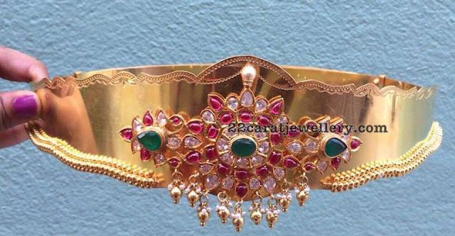 Grand Silver Waistbelt Designs