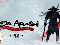 Download Game Ninja Arashi APK MOD Unlimited Money