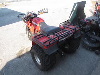 WSS Thrift: 1985 Honda Big Red 250 Trike