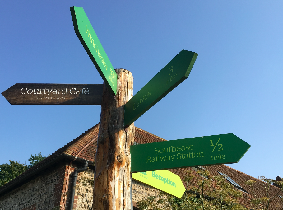 FitBits | Cycling the South Downs Way - Eastbourne to Brighton