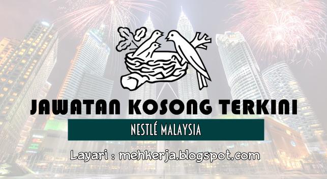 Jawatan Kosong Terkini 2016 di Nestlé Malaysia