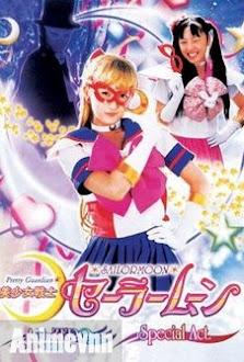 Thủy Thủ Mặt Trăng Live - Sailor Moon Live Action 2013 Poster