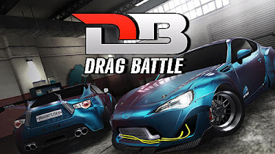 Drag Battle racing APK MOD