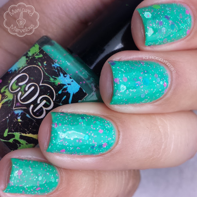 CDB Lacquer - Poolside Party