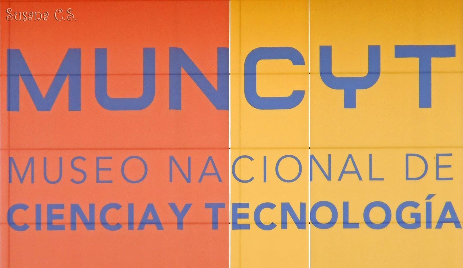 Fotografía y Lugares: Museo Nacional de Ciencia y Tecnología (MUNCYT)