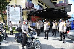 Aneka Pristafuddin Salurkan Bantuan Beras 155 Ton ke Warga Terdampak Covid-19 di Kalsel