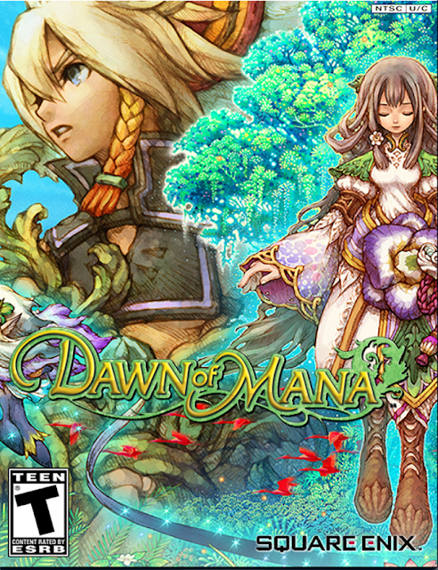 Detonado - DAWN OF MANA