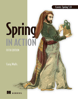 best book to learn Spring 5