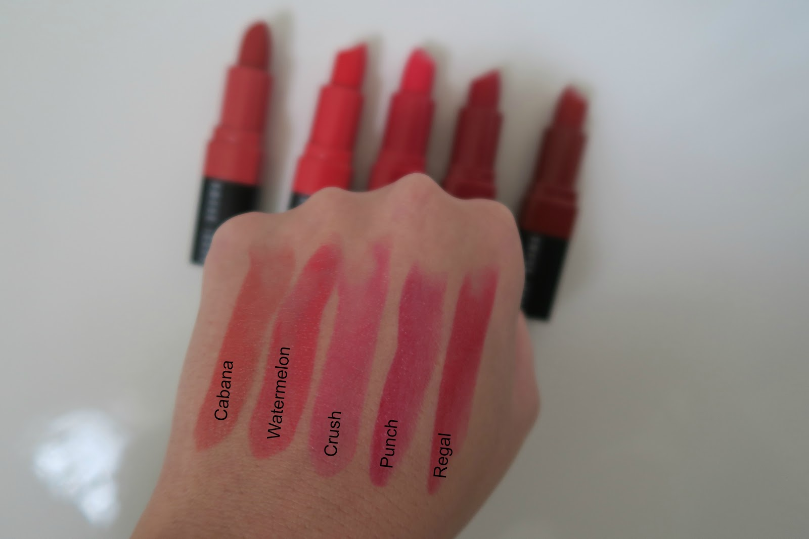 Bobbi Brown Crushed Lip Color swatch