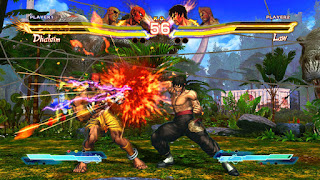 Download Game Street Fighter X Tekken Full