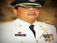 Drs. H. Taufan Gama Simatupang, MAP Bupati Kab. Asahan