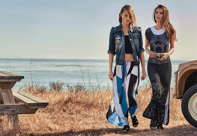 TwinSet Spring/Summer 2017 Campaign