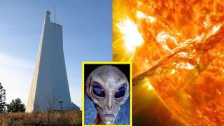 #Extraterrestres?: la guerra del centavo y la FALSA BANDERA tras el cierre del observatorio solar de parte del FBI #Katecon2006