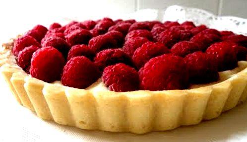Resultado de imagen para tarta de frambuesa