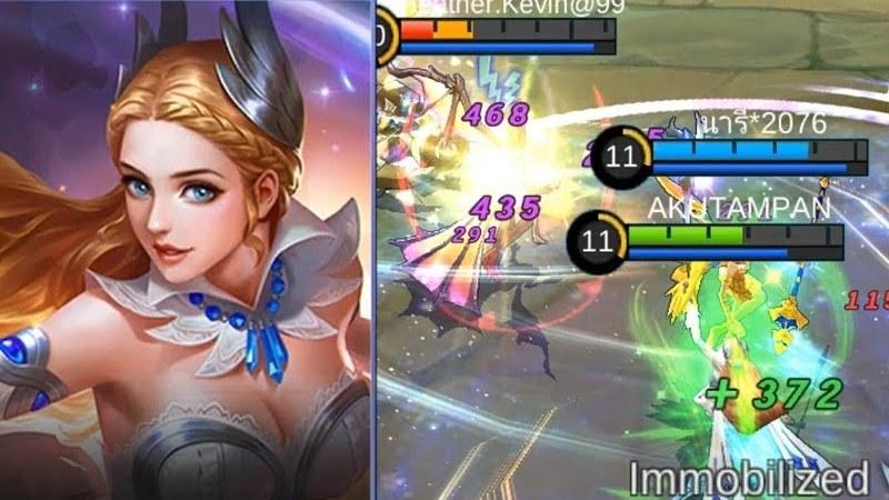 Gear Odette Mobile Legend Terbaru