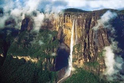 Angel Falls Wallpaper Hd Mount Roraima