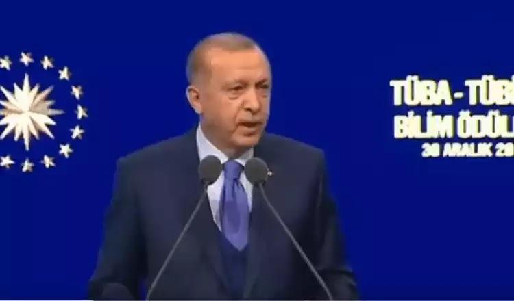 Ερντογάν : Να έχουμε λόγο ως Τουρκία στο μέλλον της Ανταρκτικής!