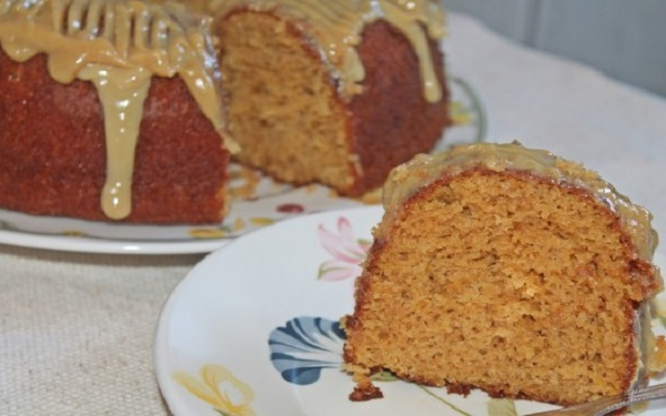 Receita de bolo de rapadura irresistível (Imagem: Reprodução/Cybercook)