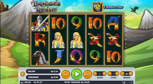 SITUS AGEN SLOT DRAGON'S REALM GAMES GAMES HABANERO