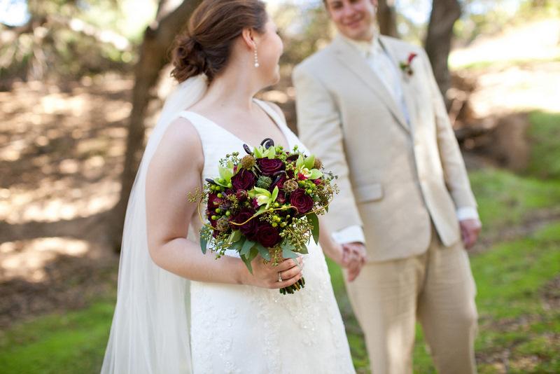 Real Wedding Brittany Sergio Rustic Diy Wedding With Native