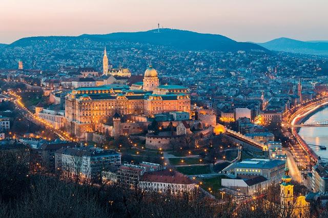 O que fazer em Budapeste, Hungria