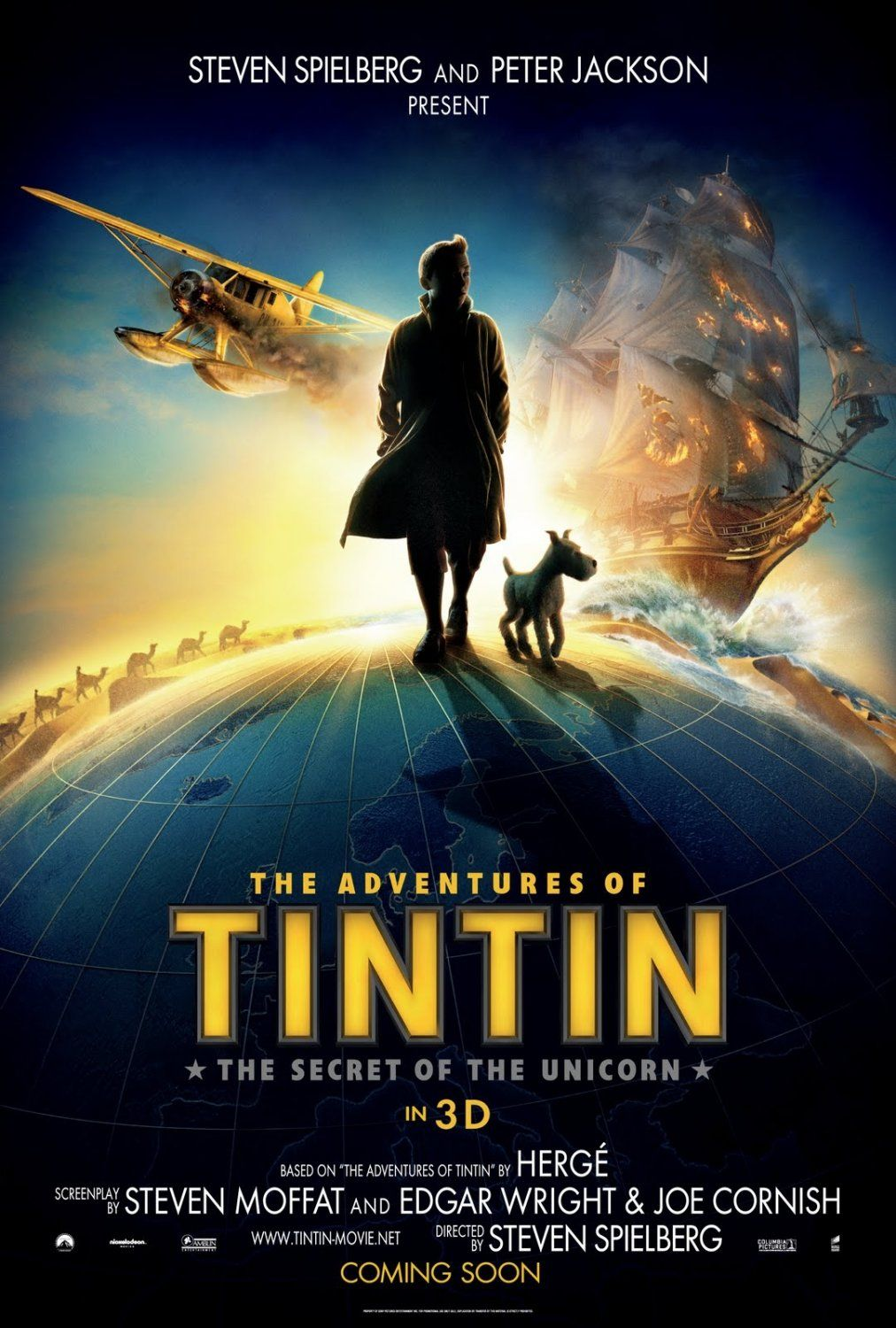 Decent Movies 'R' Us: The Adventures of Tintin