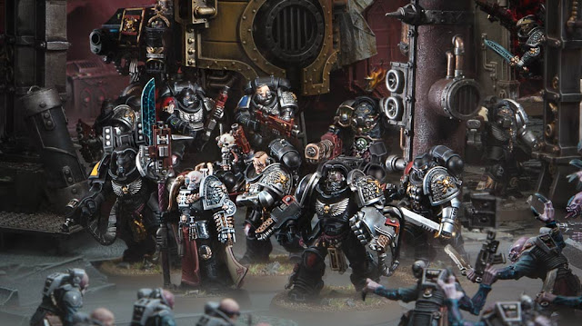 deathwatch special issue ammunition primaris marines intercessors reivers chapter tactics mission tactics stratagems wargear relics warlord traits