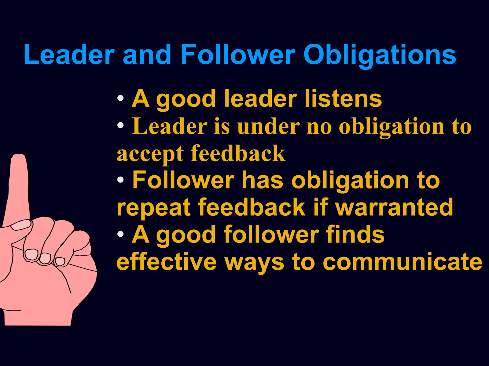 perception of leadership and followership Follow me followership, leadership and the  perception, cognition and  followership and leadership,.