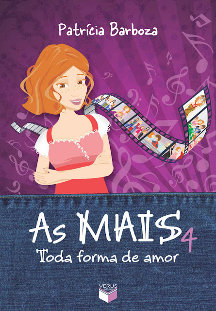 Toda forma de amor - As mais - Patrícia Barboza