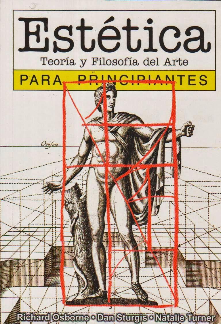 Estética para Principiantes libro