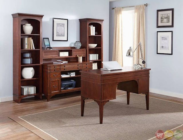 buy cheap home office furniture traditional online