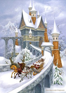 Ах, Матушка Зима. Приметы, суеверия, народные мудрости и поговорки про зиму.